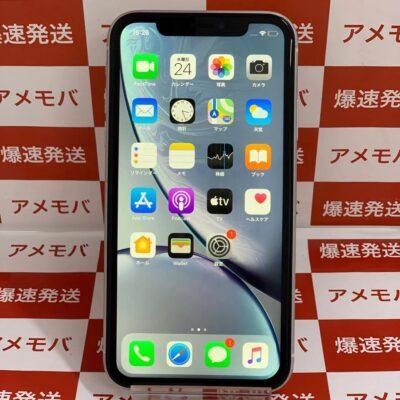 iPhoneXR docomo版SIMフリー 64GB MT032J/A A2106
