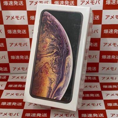 iPhoneXS Max Apple版SIMフリー 64GB MT6T2J/A A2102