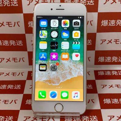iPhone6s docomo版SIMフリー 32GB MKQQ2J/A A1688
