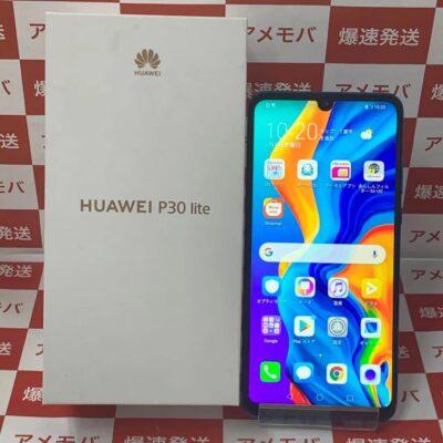 HUAWEI P30 lite 64GB MAR-LX2J UQ版SIMフリー