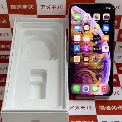 iPhoneXS Max Apple版SIMフリー 256GB MT6V2J/A A2102