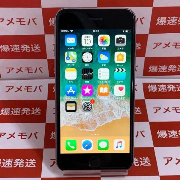 iPhone6 au 64GB MG4F2J/A A1586-正面