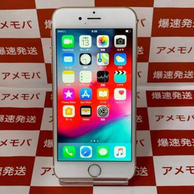 iPhone6s docomo版SIMフリー 64GB MKQQ2J/A A1688