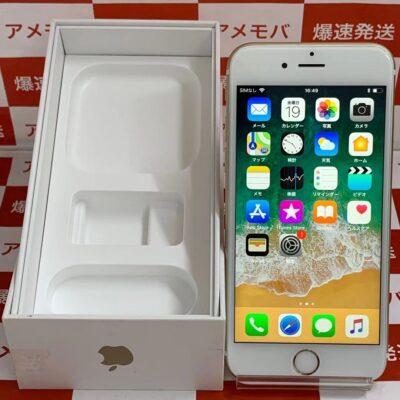 iPhone6s SoftBank版SIMフリー 128GB NKQV2J/A A1688