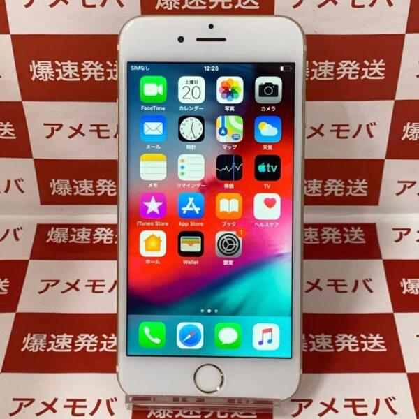 iPhone6 SoftBank 64GB NG4J2J/A A1586-正面