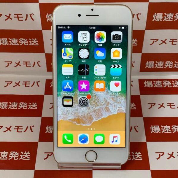 iPhone6s Apple版SIMフリー 64GB NKQQ2J/A A1688-正面