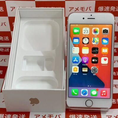 iPhone6s au版SIMフリー 64GB MKQR2J/A A1688