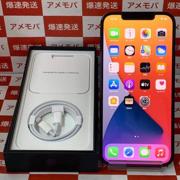 iPhone12 Pro Max 256GB docomo MGD23J/A A2410 正面