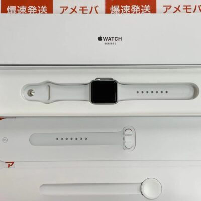 Apple Watch Series 3 GPSモデル  38mm MTEY2J/A A1858