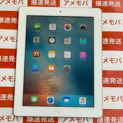 iPad 第2世代 Wi-Fiモデル 32GB MC980J/A A1395