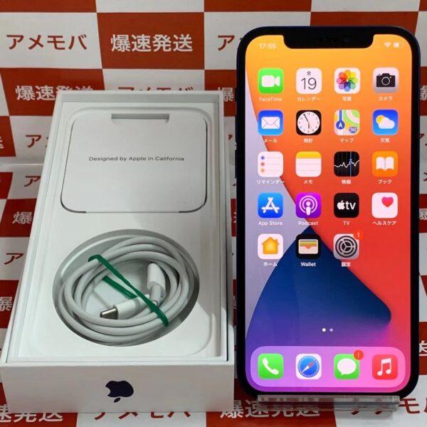 iPhone12 docomo版SIMフリー 128GB MGHX3J/A A2402-正面