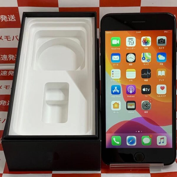 iPhone7 Plus Apple版SIMフリー 256GB MN6Q2J/A A1785-正面