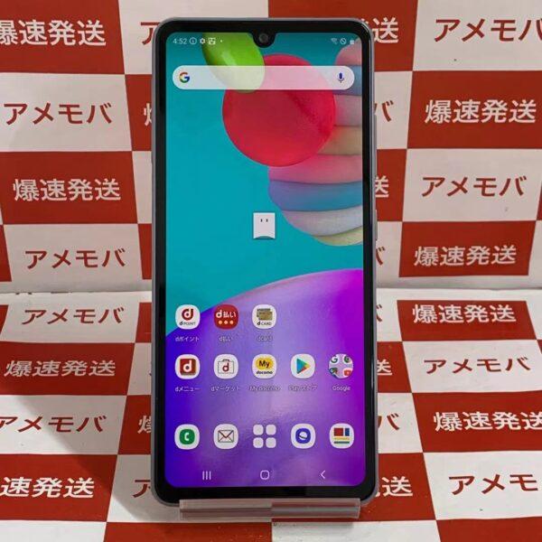Galaxy A41 SC-41A docomo 64GB SIMロック解除済み-正面