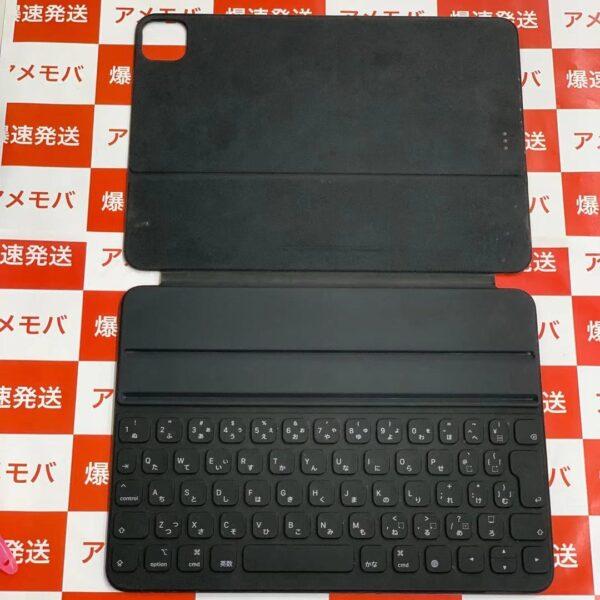 11インチiPad Pro(第2世代)用 Smart Keyboard Folio MXNK2J/A A2038 及び第1世代正面