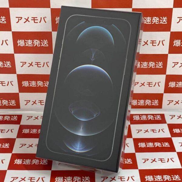 iPhone12 Pro Max 海外版SIMフリー 512GB MGCA2ZA/A A2412-正面