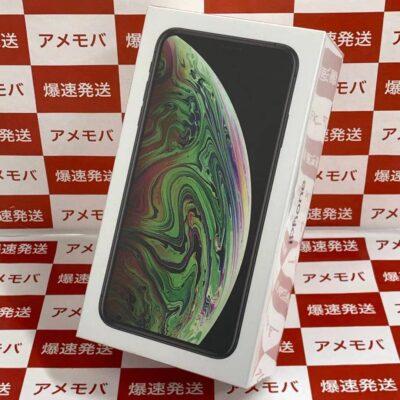 iPhoneXS Max docomo版SIMフリー 512GB MT6X2J/A A2102