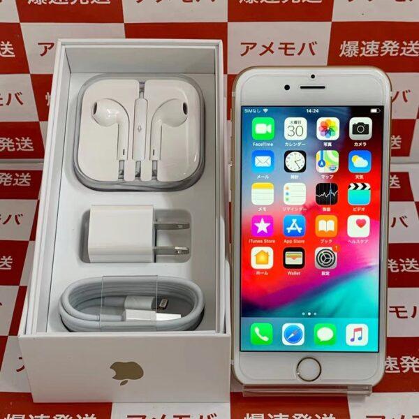iPhone6s SoftBank版SIMフリー 32GB MN112J/A A1688-正面