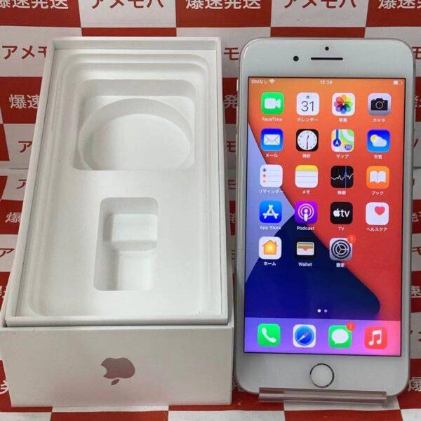 iPhone7 Plus docomo版SIMフリー 128GB MN6G2J/A A1785-正面