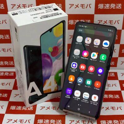 Galaxy A51 5G SC-54A docomo 128GB SIMロック解除済み