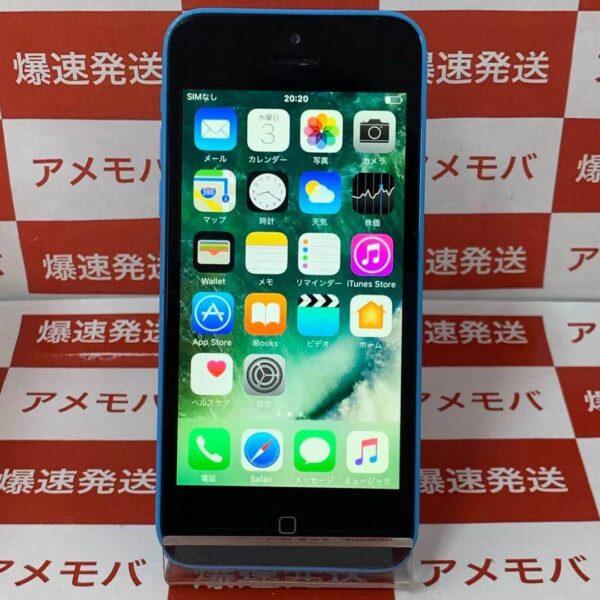 iPhone5c docomo 32GB MF151J/A A1456 判定○-正面