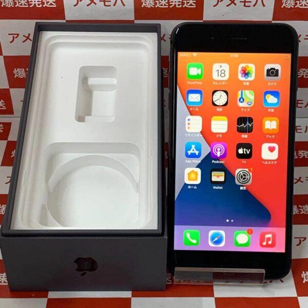 iPhone8 Plus au版SIMフリー 256GB MQ9N2J/A A1898-正面