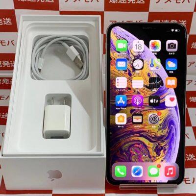iPhoneXS Max au版SIMフリー 512GB MT6Y2J/A A2102