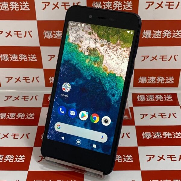 Android One S3 SoftBank 32GB SIMロック解除済み S3-SH-正面