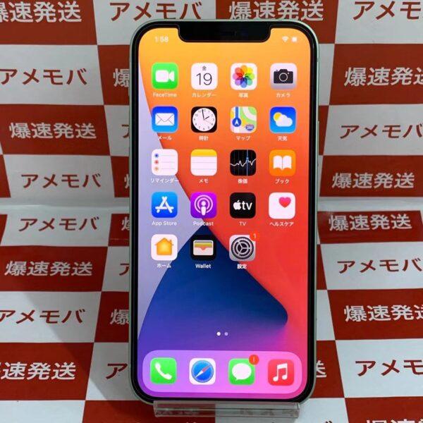 iPhone12 au版SIMフリー 64GB MGHT3J/A A2402-正面