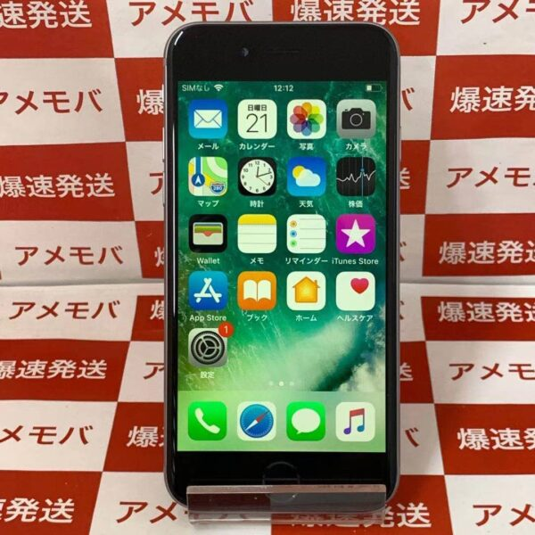 iPhone6 SoftBank 16GB NG472J/A A1586-正面