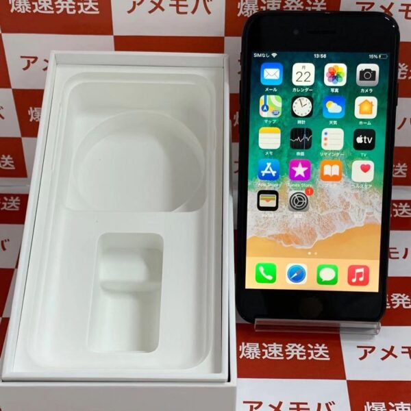 iPhone7 au版SIMフリー 128GB NNCK2J/A A1779-正面