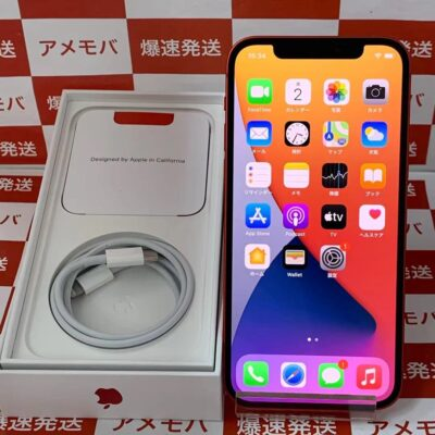 iPhone12 SoftBank 128GB MGHW3J/A A2402