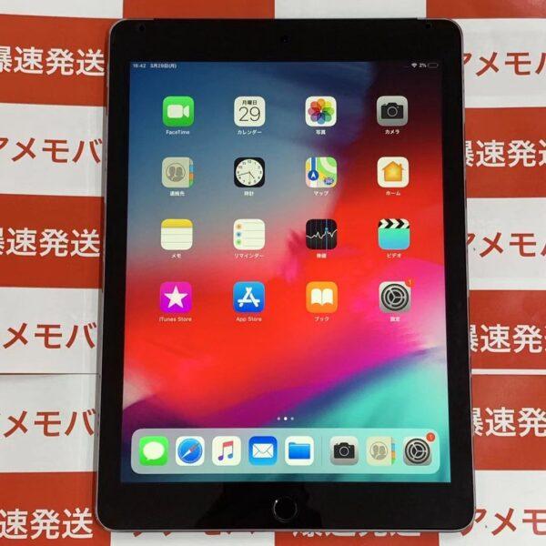 iPad Air 第2世代 SoftBank 16GB MGGX2J/A A1567-正面