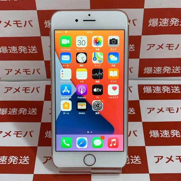 iPhone6s SoftBank版SIMフリー 32GB MN122J/A A1688-正面