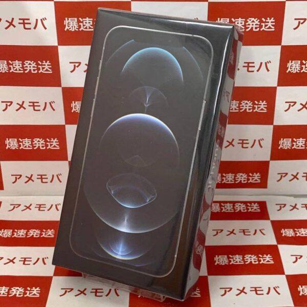 iPhone12 Pro 海外版SIMフリー 512GB MGLK3ZA/A A2408 デュアルSIM-正面