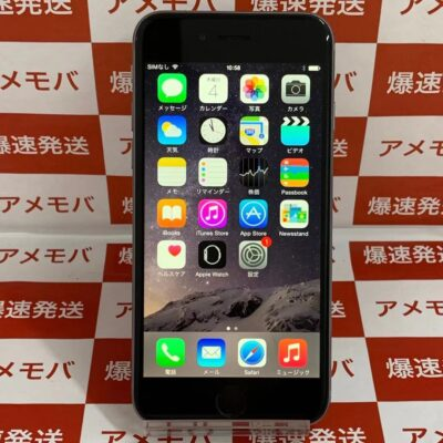 iPhone6 SoftBank版SIMフリー 64GB MG4F2J/A A1586