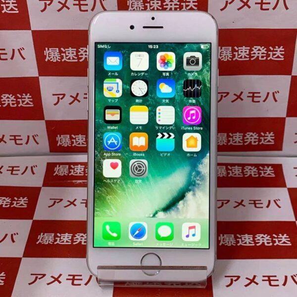 iPhone6 SoftBank 16GB MG482J/A A1586-正面