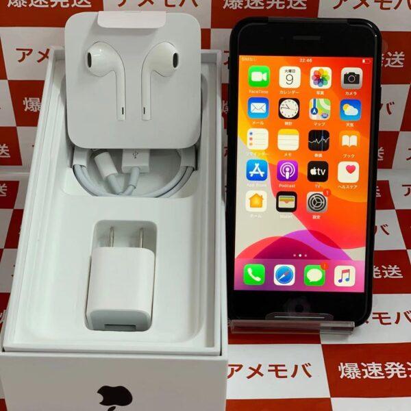 iPhoneSE 第2世代 au版SIMフリー 64GB MX9R2J/A A2296-正面