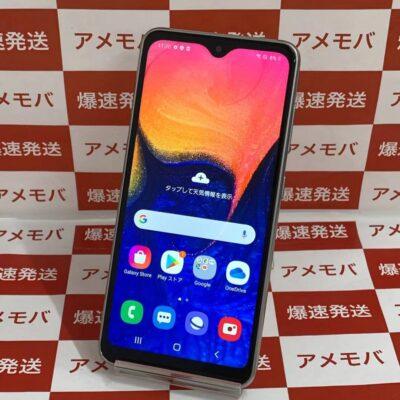 Galaxy A20 SCV46 UQmobile 32GB SIMロック解除済み