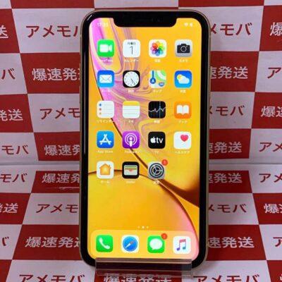 iPhoneXR au版SIMフリー 64GB MT082J/A A2106
