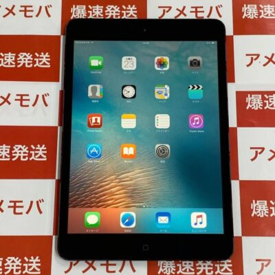 iPad mini(第1世代) SoftBank 32GB MD541J/A A1455