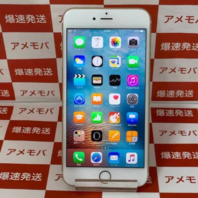 iPhone6s Plus SoftBank版SIMフリー 64GB MKU82J/A A1687