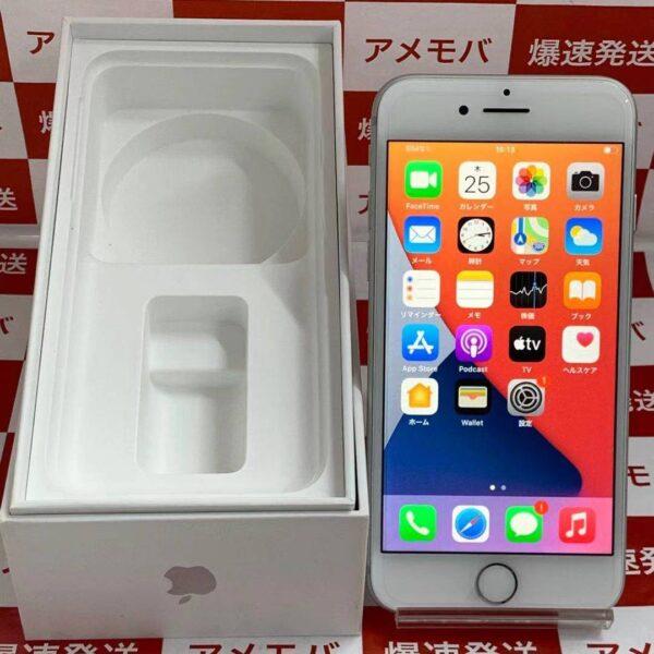 iPhone7 au版SIMフリー 32GB MNCF2J/A A1779-正面