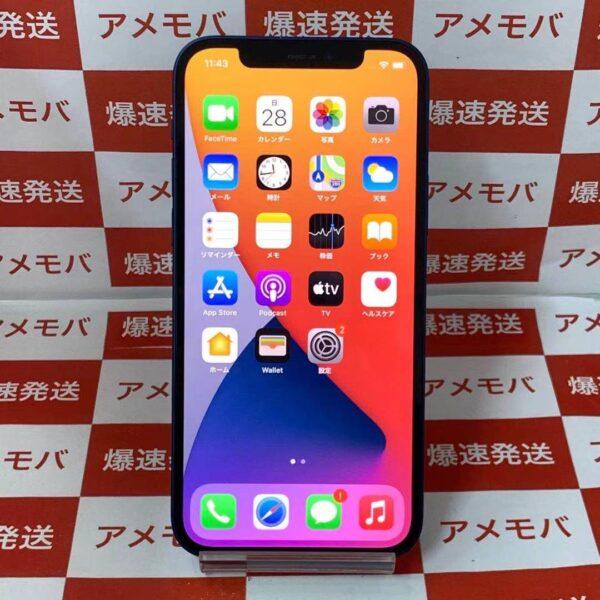 iPhone12 SoftBank 64GB MGHR3J/A A2402-正面