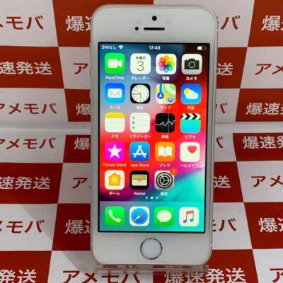 iPhoneSE au版SIMフリー 16GB NLLP2J/A A1723