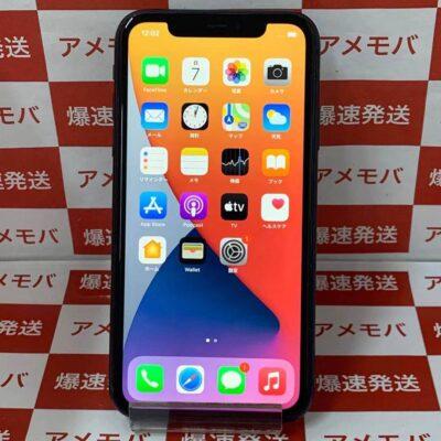 iPhone11 SoftBank版SIMフリー 64GB MWLT2J/A A2221
