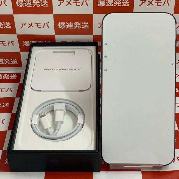 iPhone12 Pro Max au版SIMフリー 256GB MGD23J/A A2410-正面