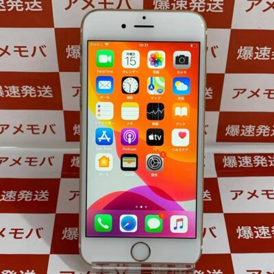 iPhone6s au版SIMフリー 64GB NKQQ2J/A A1688