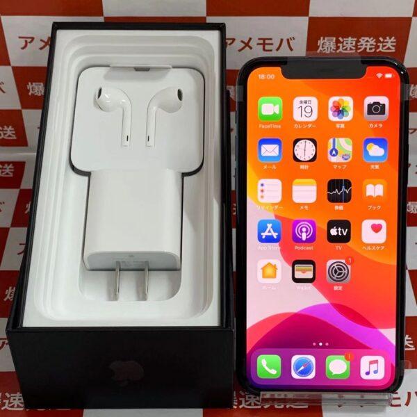 iPhone11 Pro docomo版SIMフリー 512GB MWCG2J/A A2215-正面