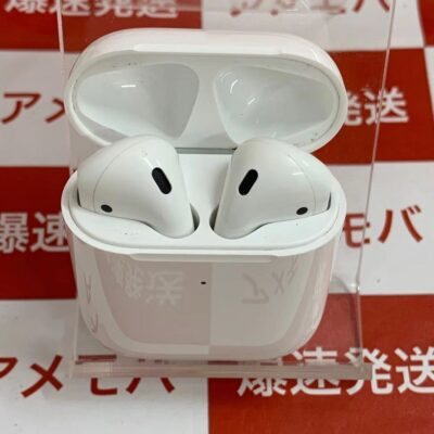 Apple AirPods 第2世代 with Wireless Charging Case MRXJ2J/A  A1938