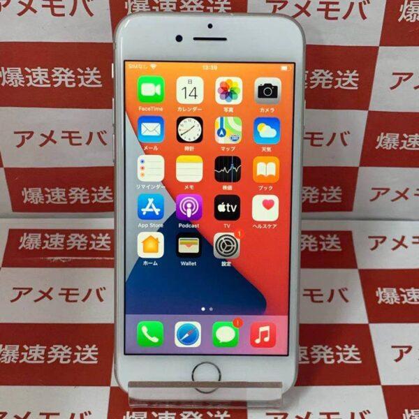 iPhone8 au版SIMフリー 256GB MQ852J/A A1906-正面